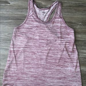 Danskin Now Racerback Workout Top Size Medium